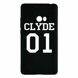 Чехол для Xiaomi Mi Note 2 Clyde 01