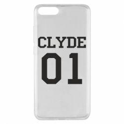 Чехол для Xiaomi Mi Note 3 Clyde 01
