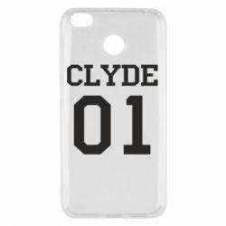 Чехол для Xiaomi Redmi 4x Clyde 01