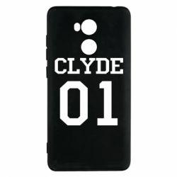 Чехол для Xiaomi Redmi 4 Pro/Prime Clyde 01