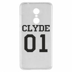 Чехол для Xiaomi Redmi 5 Clyde 01