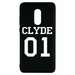 Чехол для Xiaomi Redmi Note 4 Clyde 01