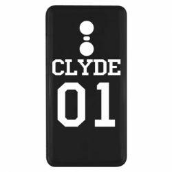 Чехол для Xiaomi Redmi Note 4x Clyde 01