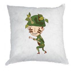Подушка Cміливий солдат - FatLine