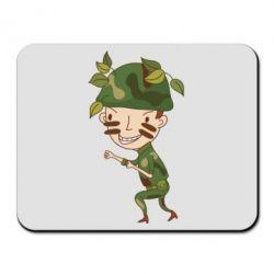 Коврик для мыши Cміливий солдат - FatLine