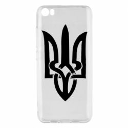 Чехол для Xiaomi Mi5/Mi5 Pro Coat of arms of Ukraine torn inside