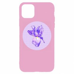 Чохол для iPhone 11 Cockerel flower and the inscription Good day