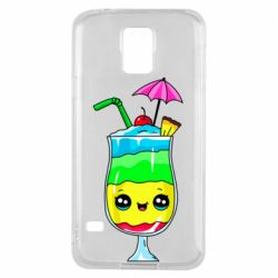 Чохол для Samsung S5 Cocktail 1
