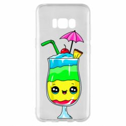 Чохол для Samsung S8+ Cocktail 1