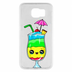 Чохол для Samsung S6 Cocktail 1