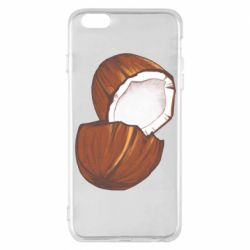 Чохол для iPhone 6 Plus/6S Plus Coconut broken