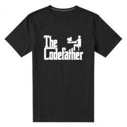 Мужская стрейчевая футболка Codefather