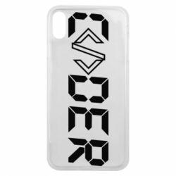 Чохол для iPhone Xs Max Coder