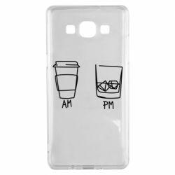 Чохол для Samsung A5 2015 Coffee and whiskey