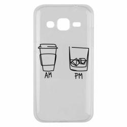 Чохол для Samsung J2 2015 Coffee and whiskey