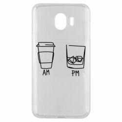 Чохол для Samsung J4 Coffee and whiskey