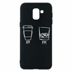 Чохол для Samsung J6 Coffee and whiskey