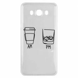 Чохол для Samsung J7 2016 Coffee and whiskey