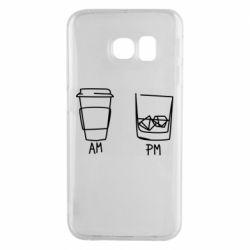 Чохол для Samsung S6 EDGE Coffee and whiskey