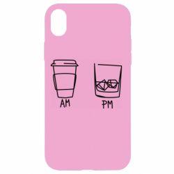 Чохол для iPhone XR Coffee and whiskey