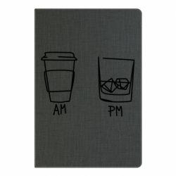 Блокнот А5 Coffee and whiskey