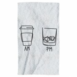 Рушник Coffee and whiskey