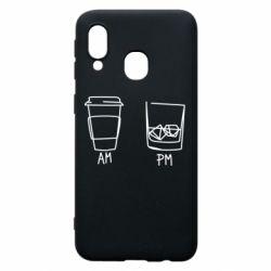 Чохол для Samsung A40 Coffee and whiskey