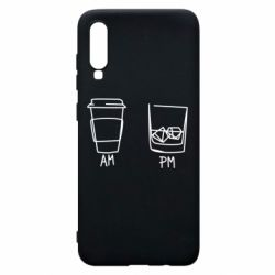 Чохол для Samsung A70 Coffee and whiskey