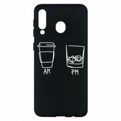 Чохол для Samsung M30 Coffee and whiskey