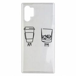 Чохол для Samsung Note 10 Plus Coffee and whiskey