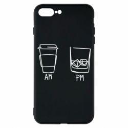 Чохол для iPhone 7 Plus Coffee and whiskey