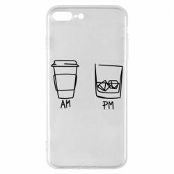 Чохол для iPhone 8 Plus Coffee and whiskey