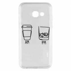 Чохол для Samsung A3 2017 Coffee and whiskey