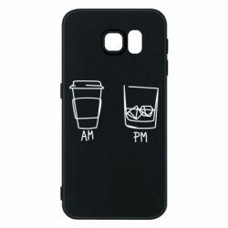 Чохол для Samsung S6 Coffee and whiskey