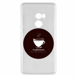 Чехол для Xiaomi Mi Mix 2 #CoffeLover