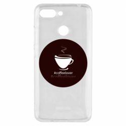 Чехол для Xiaomi Redmi 6 #CoffeLover