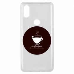 Чехол для Xiaomi Mi Mix 3 #CoffeLover