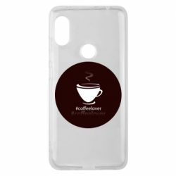Чехол для Xiaomi Redmi Note 6 Pro #CoffeLover