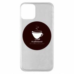 Чехол для iPhone 11 #CoffeLover