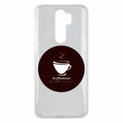 Чехол для Xiaomi Redmi Note 8 Pro #CoffeLover