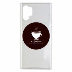 Чехол для Samsung Note 10 Plus #CoffeLover