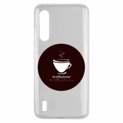 Чехол для Xiaomi Mi9 Lite #CoffeLover