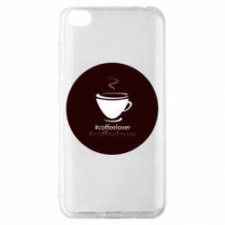 Чехол для Xiaomi Redmi Go #CoffeLover