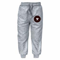 Детские штаны #CoffeLover