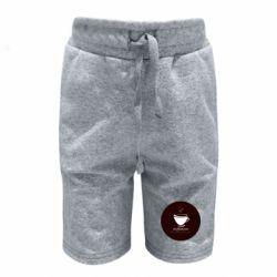 Детские шорты #CoffeLover