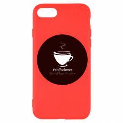 Чехол для iPhone 7 #CoffeLover