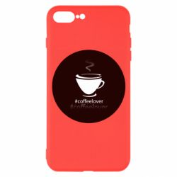 Чехол для iPhone 7 Plus #CoffeLover