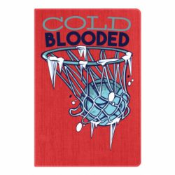 Блокнот А5 Cold Blooded game