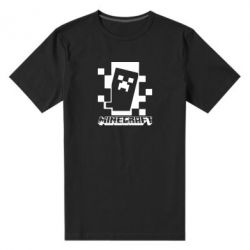Чоловіча стрейчева футболка Color Minecraft