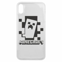 Чохол для iPhone Xs Max Color Minecraft